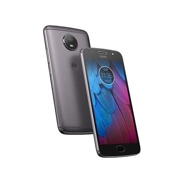 Moto-G5S-vista-frontal-y-posterior Motorola presentó ediciones especiales del Moto G el G5S y G5S Plus