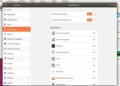 Ubuntu 17.10 - Centro de Control