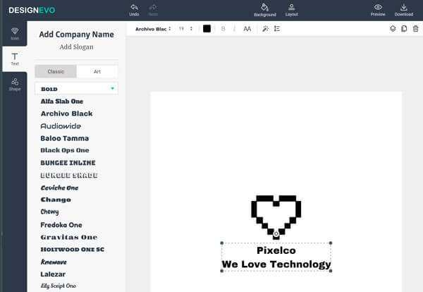 designevo-herramienta-online-gratuita-para-diseñar-logos-1-600x414 DesignEvo editor online gratuito para diseñar logos
