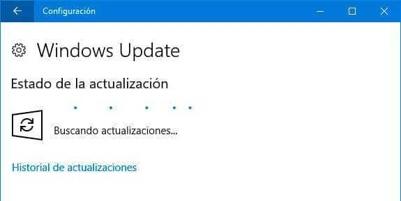 windows-update Windows 10 Fall Creators Update ya está aquí