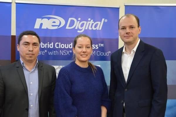 Nicolás-Echavarría-Gerente-General-John-Edward-Campos-Líder-Técnico-Carolina-Ossa-Líder-de-Mercadeo-600x399 ne Digital Hybrid Cloud Express y el futuro de la informática empresarial