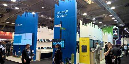 Smart City Expo Barcelona - Microsoft