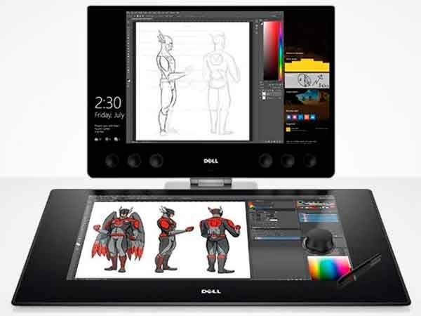 Dell Canvas