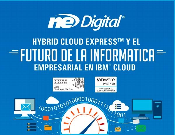 Hybrid Cloud Express - Infografia