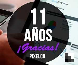 11 Aniversario de Pixelco