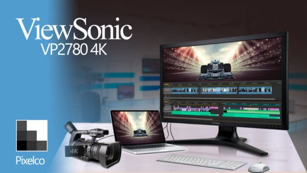 Monitor 4k ViewSonic - Pixelco