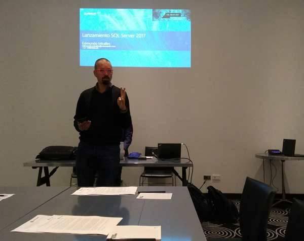 Edmundo Miralles Microsoft-SQL-Server-2017