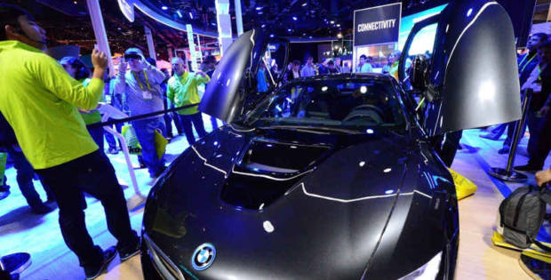 Intel Booth CES2017 26