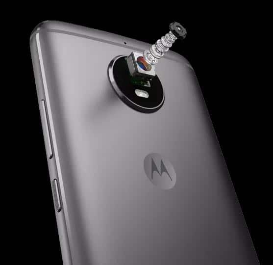 Moto G5s - cámara de 16 bmp
