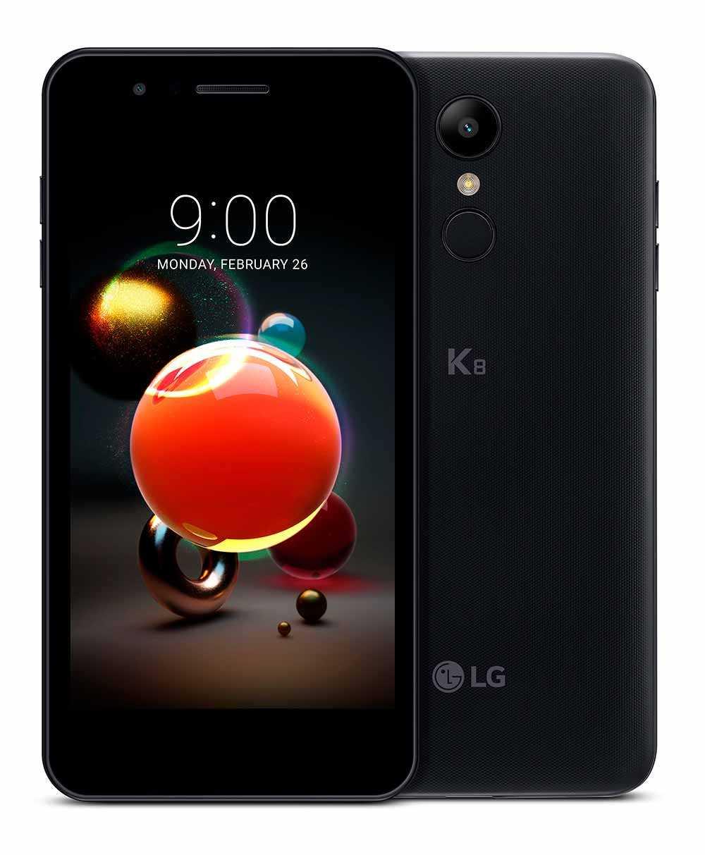 LG K8 Astro Black