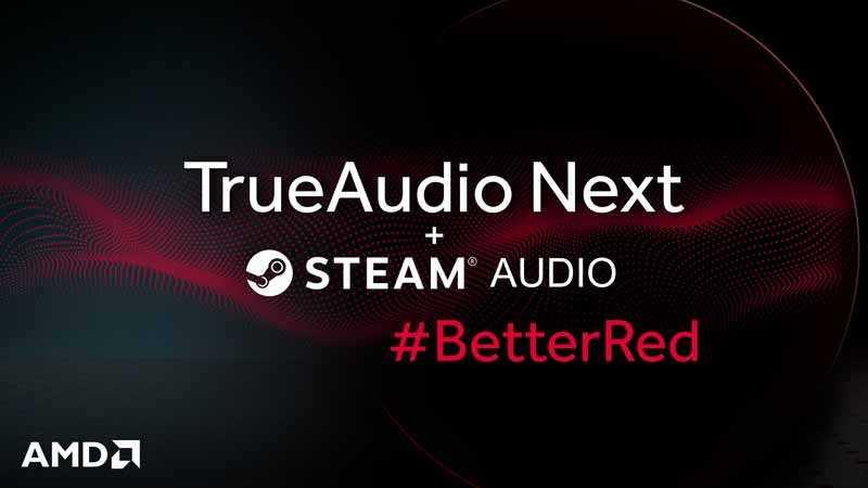 TrueAudio - AMD & Valve
