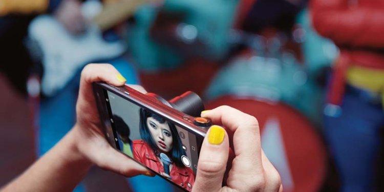 MotoZ 2 - Camera