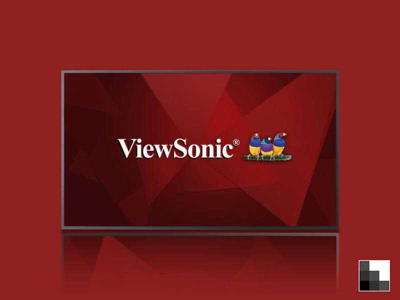 Displays ViewSonic