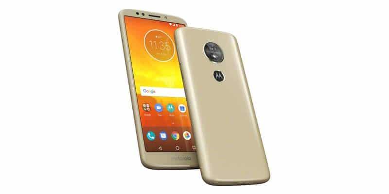 Moto E5 - Fine Gold