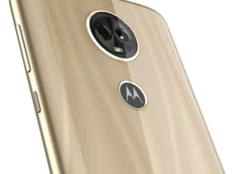 Moto E5 Plus - Fine Gold