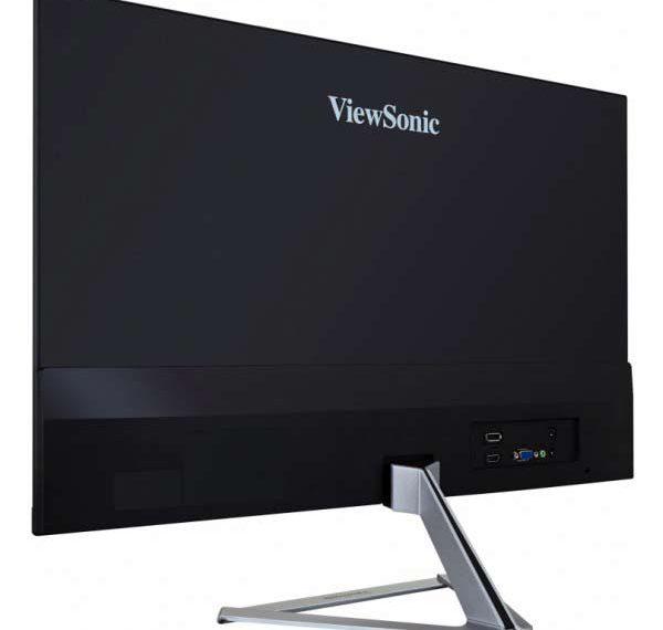 ViewSonic VX2776-smhd - Vista posterior