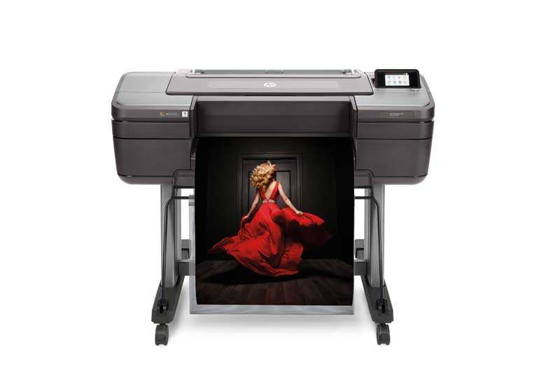 Z9+ 24in Standard HP - impresoras fotográfica de gran formato
