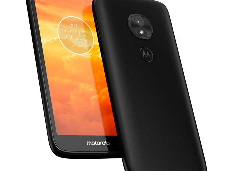 Moto E5 Play - Black