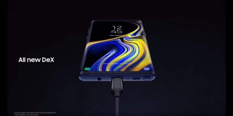 -Samsung Galaxy Note 9