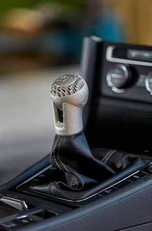 Piezas de vehículos con impresión 3D