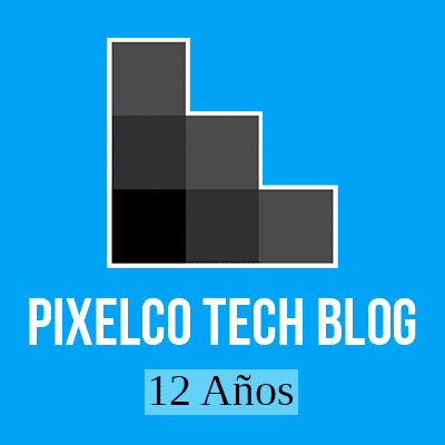 Pixelco Tech Blog - 12 años