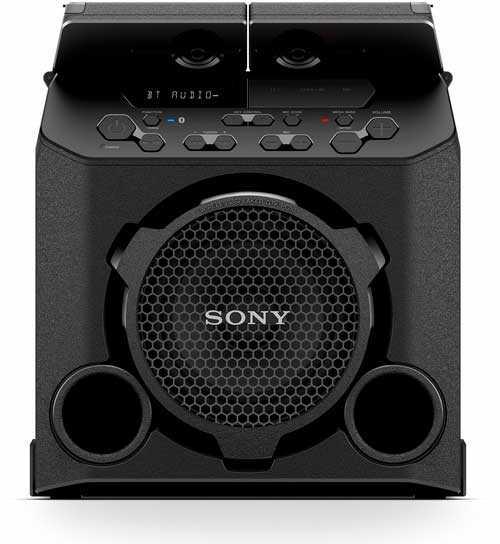 Parlante Sony GTK_PG10 - CES 2019