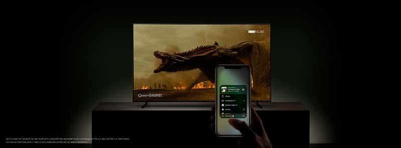 Smart Tv Samsung - CES 2019