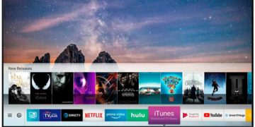 Smart TV de Samsung desde este año incluirán iTunes Movies yTV Shows - Samsung CES 2019