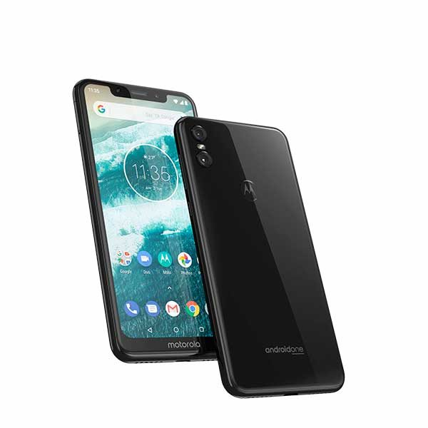Motorola One Black - Limited Edition