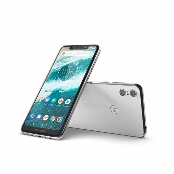 Motorola One White - Limited Edition