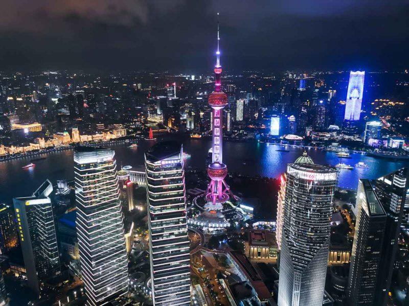 Modo nocturno del Huawei Mate 30 Pro