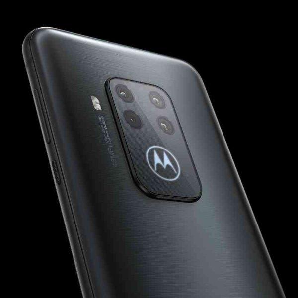 Cámaras del Motorola One Zoom