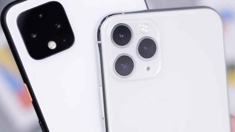 Smartphones y la fotografía computacional