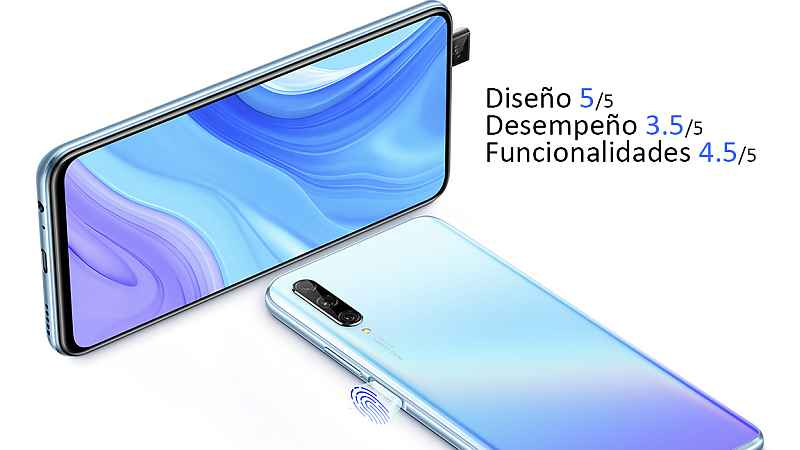 Huawei Y9s Valoración