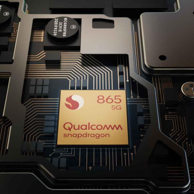 Snapdradon 865 5G de Qualcomm