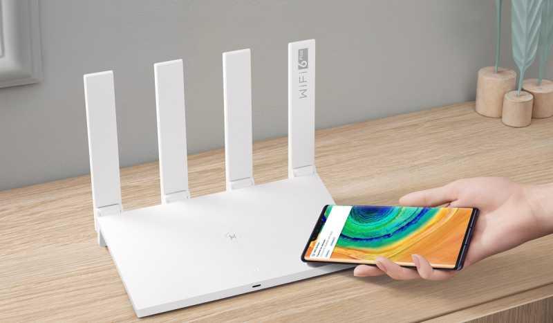 Router Huawei WiFi AX3