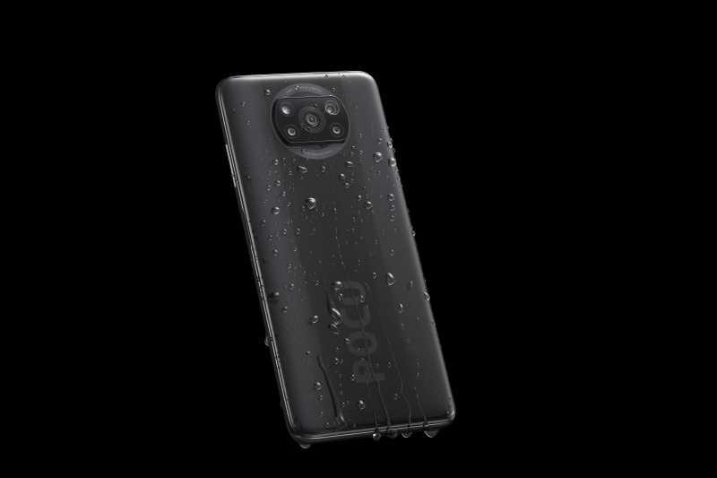 Poco X3 NFC - Grey